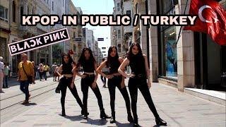 [KPOP IN PUBLIC TURKEY] BLACKPINK - BBHMM DANCE COVER