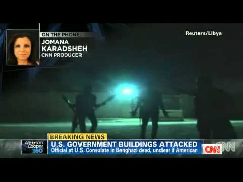 Libya : U.S. Ambassador killed by Al-Qaeda Muslim Brotherhood in Benghazi, Libya (Sept 11, 2012)
