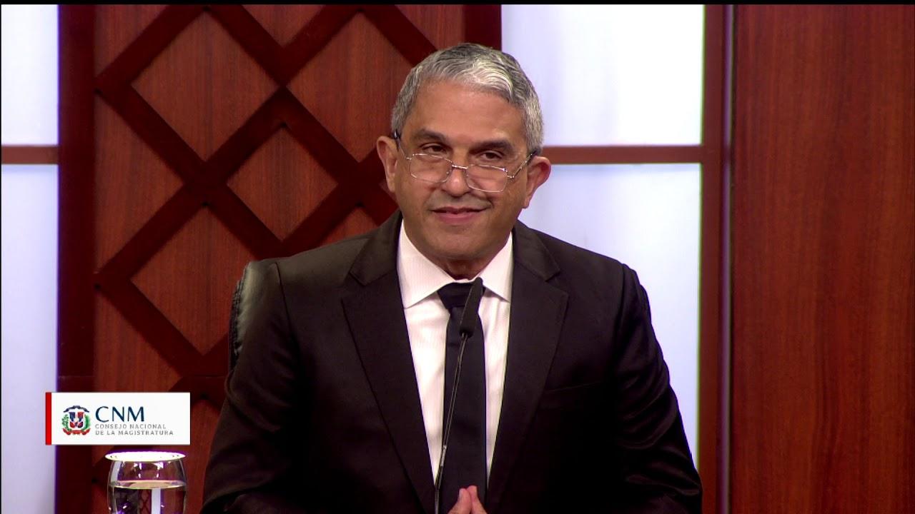 Manuel Ulises Bonnelly: escogido juez del TC dijo amistad con políticos no  afectan su independencia   RC Noticias