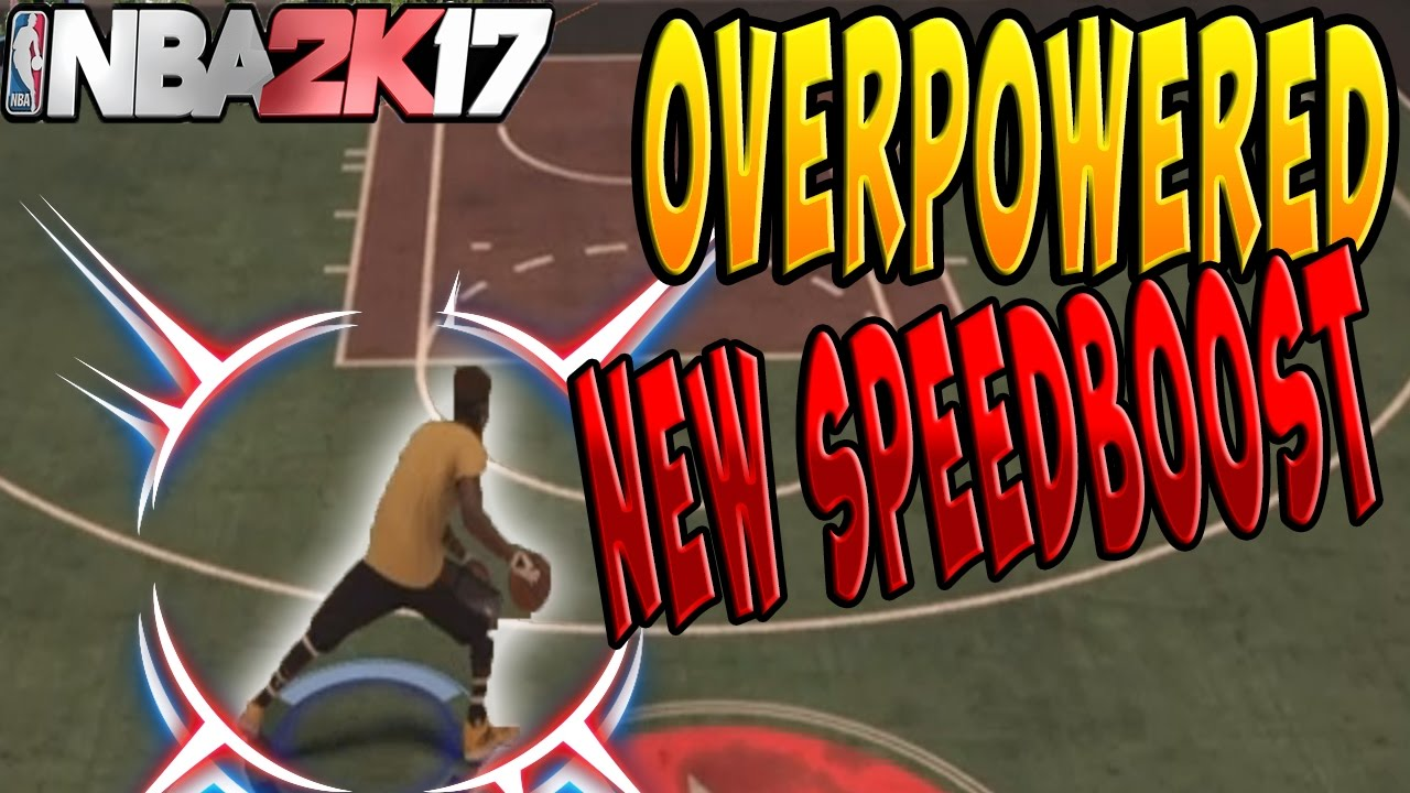 NBA 2K17 *NEW* OVERPOWERED