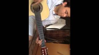 Gipsy rock (gipsy kings) reprise par Sacha Jalet