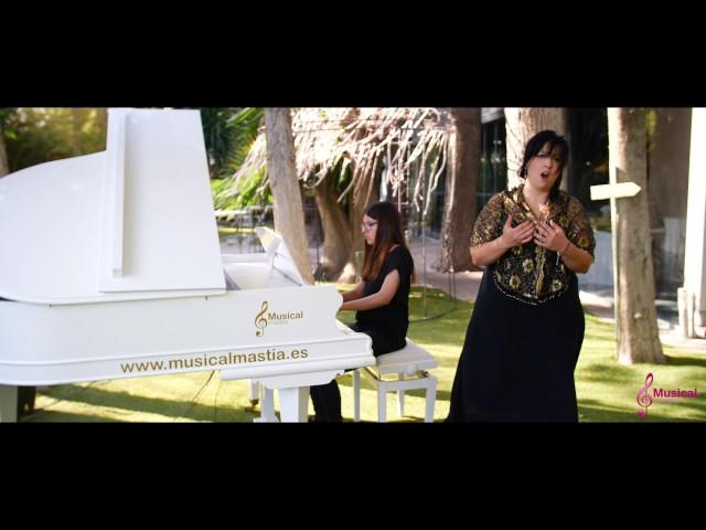 Lascia Ch'io Pianga Soprano Bodas Murcia