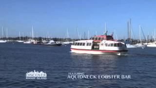 "Aquidneck Lobster Bar, a ""Discover Rhode Island"" television segment"