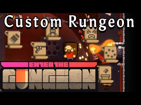 Enter the Gungeon | Table Tech Everything! | Custom Rungeon