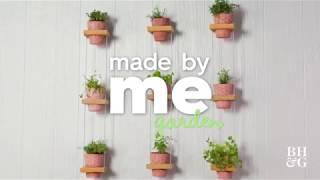 Vertical Herb Garden | Made By Me - Garden | Better Homes & Gardens
