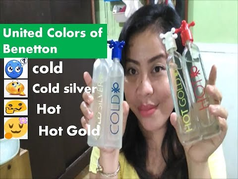 United Colors Of Benetton Perfume For Men And Women