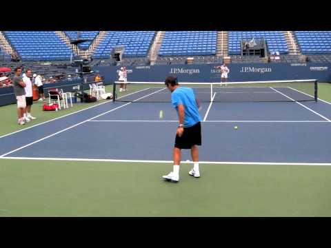 HD Federer / Gasquet 1/2
