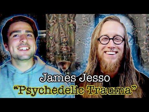 Psilocybin Mushrooms & Psychedelic Trauma w James W Jesso Your Mate Tom Podcast 5