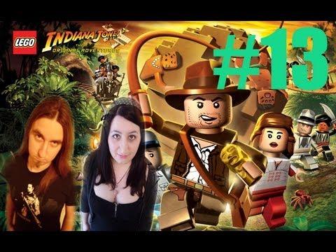 Lego Indiana Jones: Original Adventures 100% Hunt for Sir Richard All Treasures, Collectibles Guide