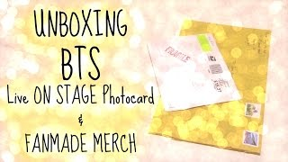 Download Video [UNBOXING] BTS 방탄소년단 On stage pc & Fanmade goods - KPOP Haul #10 MP3 3GP MP4