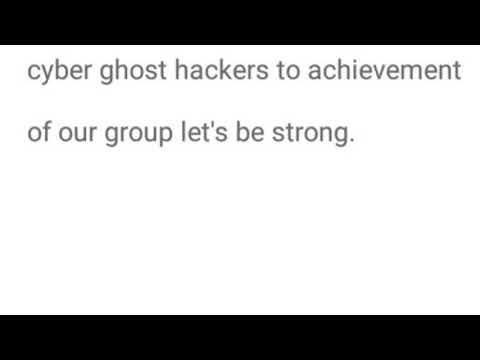 cyber.ghost.hackers- Oppornpage
