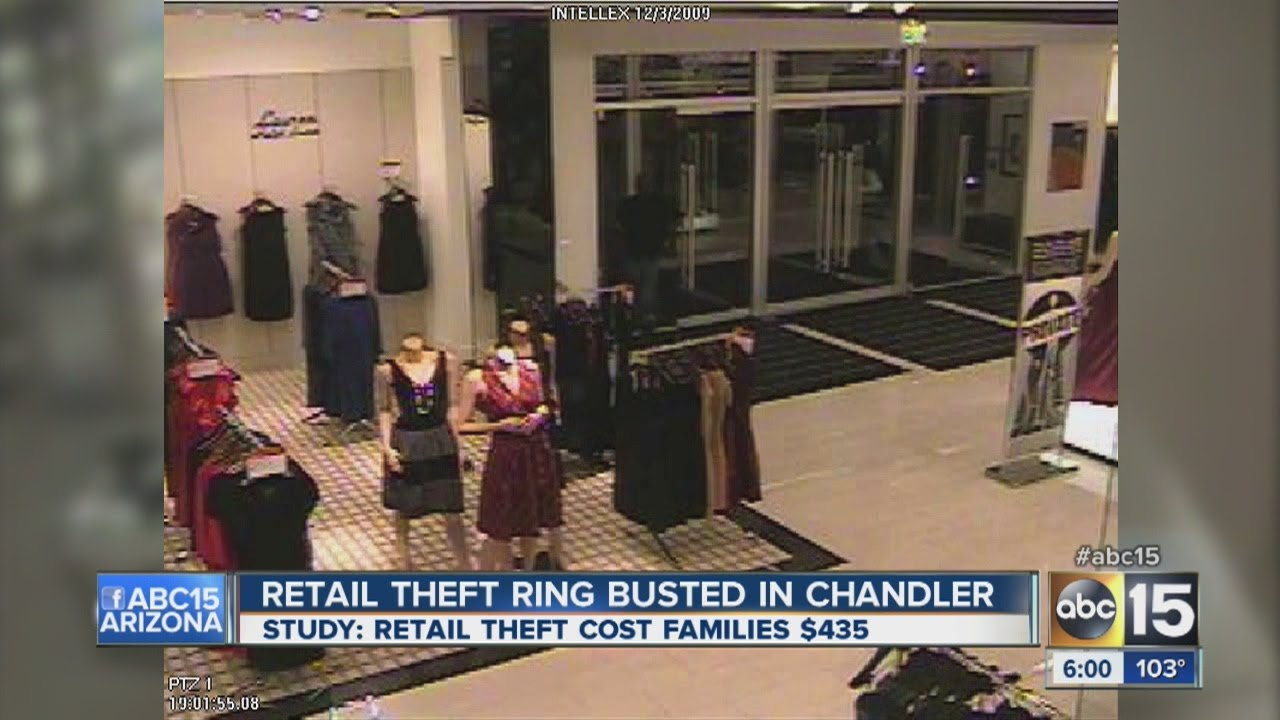 PD: Brothers worked together to steal merchandise at Chandler ...