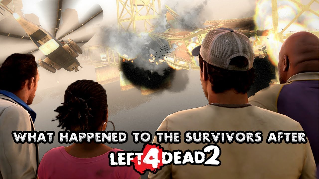 What Happened to the Survivors after Left 4 Dead 2?