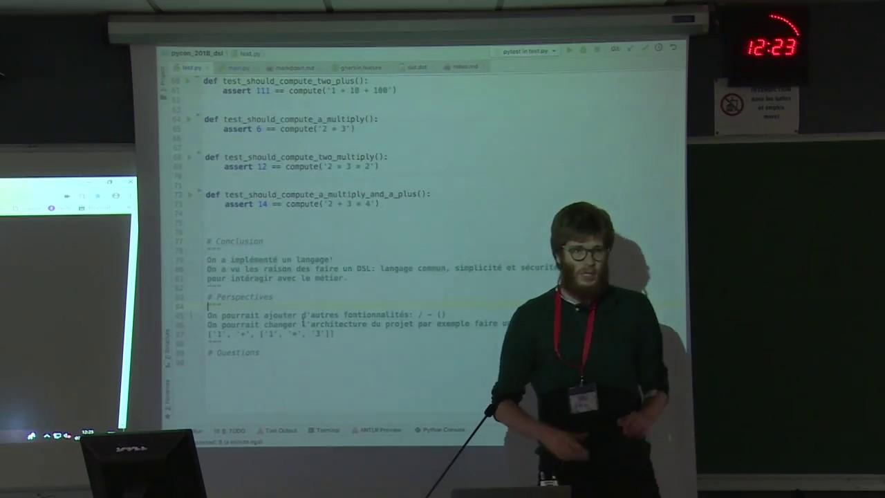 Image from REx: Implémentation d'un DSL