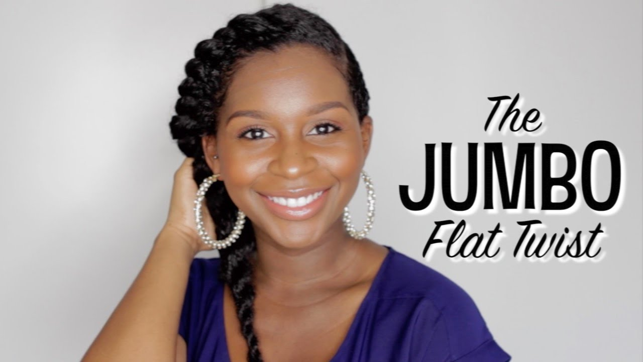 flat twist hair style protective styling the jumbo flat twist 9548