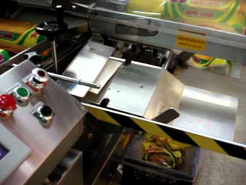 UBE Model 90 75 Slicer 1 Bread Bagger