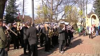 Miejska Orkiestra Dęta w Kalwarii Zebrzydowskiej - Marsz Viktoria