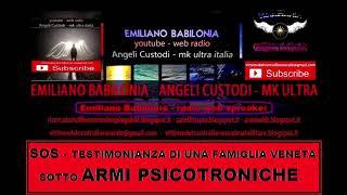 sos - testimonianza di una famiglia veneta sotto armi psicotroniche - Emiliano Babilonia