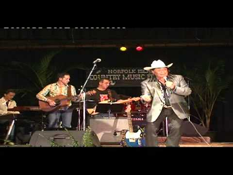Norfolk Island Country Music Festival featuring Dennis Marsh
