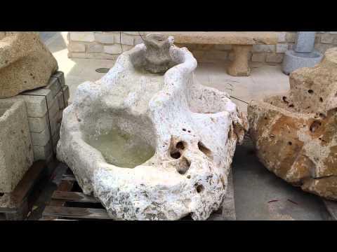 Fontane in pietra artificiale doovi for Fontana artificiale