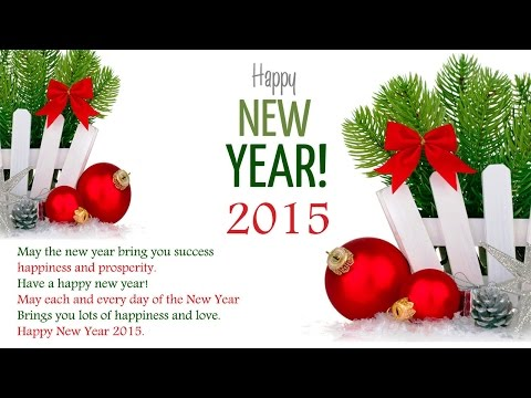 Best Happy new year 2015 greetings cards collection