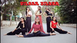 DILBAR DILBAR AWESOME DANCE CHOREOGRAPHY BY STYLO ACADEMY VAISHALI