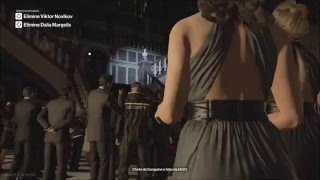 Hitman 2016 Psycho Stealth Kills (PARIS Showstopper)1080p60Fps