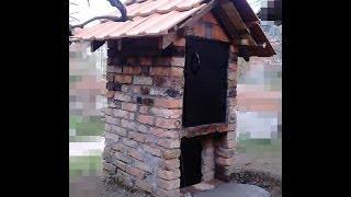 Repeat youtube video Pušnica-Sušnica samogradnja (smokehouse)