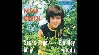 Peggy March - Sechs Tage lang (1966)