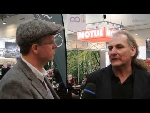 Techno Classica 2014 - Interview mit Ande Votteler