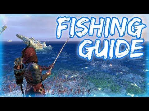 How To Fish In Elder Scrolls Online