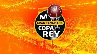 COPA ACB 18: REAL MADRID VS UNICAJA MALAGA