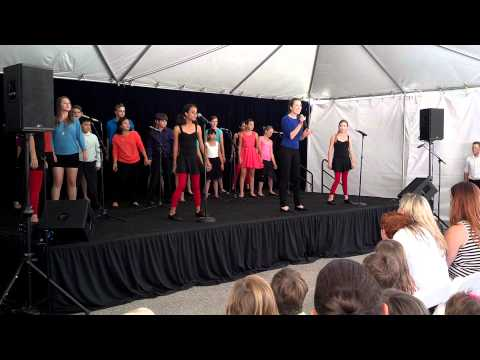 """Stand Up"" by Jessie J performed at Delphi Academy of Los Angeles"
