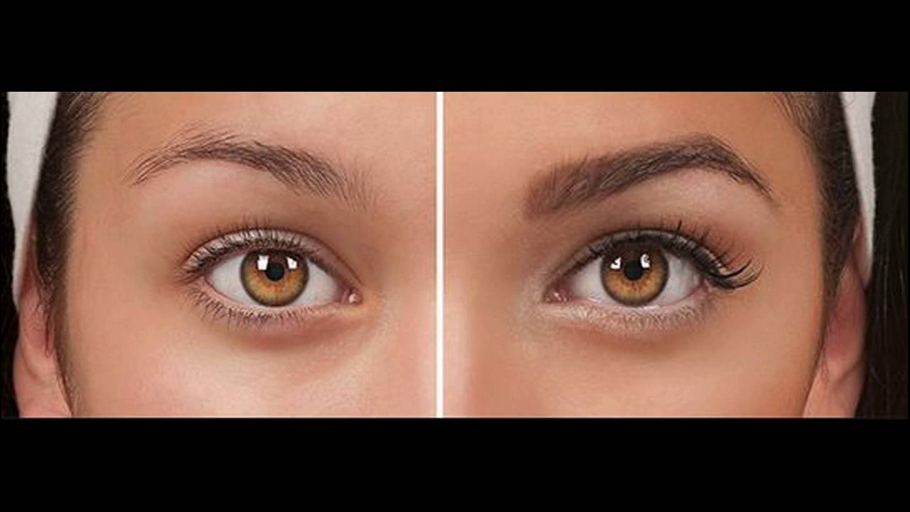 Oil Massage Helps To Regrowth Eyebrow Hair How Youtube