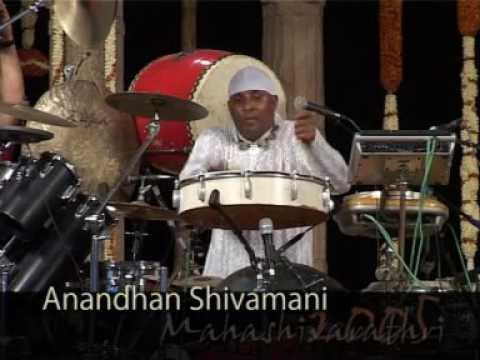 Drums sivamani's  marvellous performance