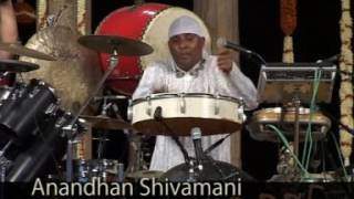 Drums sivamani's  marvellous performance