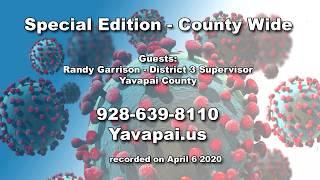 County Wide - Yavapai County District 3 Supervisor Randy Garrison