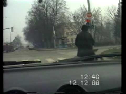 taxi driver 1988 Sisak