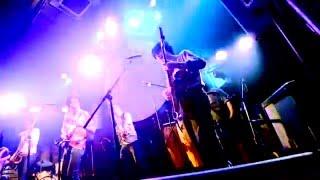 2016.05.10青山月見ル君想フ 桷エイチロ(樽木栄一郎)・・ドラムス 沖...