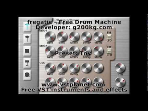 Drum VST, virtual instruments, Drum loops, Free drum kits