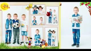 Презентация детской фотокниги 2016