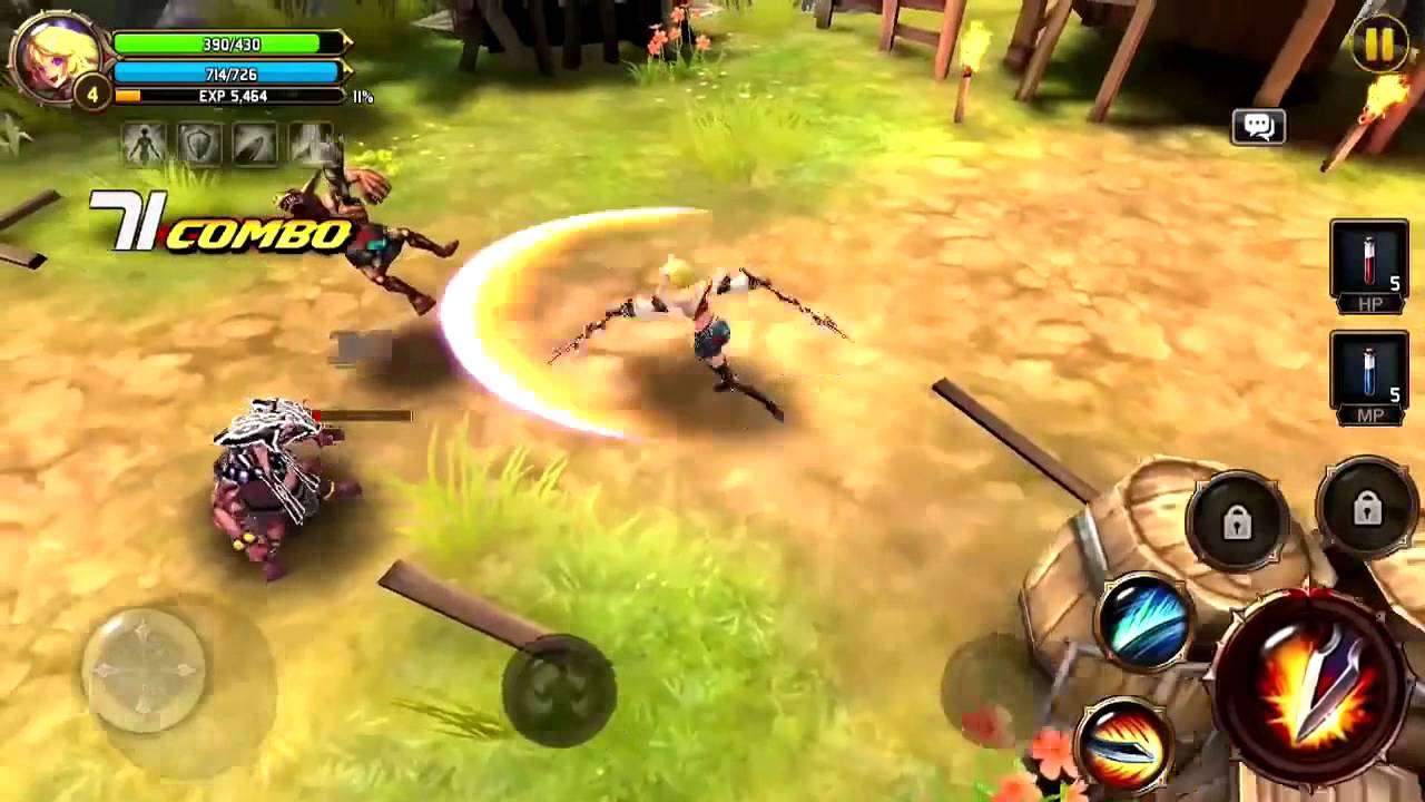 The best game for android MMORPG ( tHe GaMe )