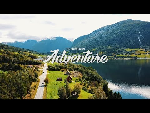 STRYN TO ODDA | THE NORWEGIAN ADVENTURE DAY 2