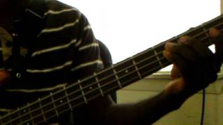 Asa - Be My Man (Bass Cover)