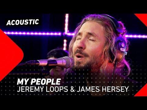 Jeremy Loops & James Hersey - My People (Akoestisch) Mp3