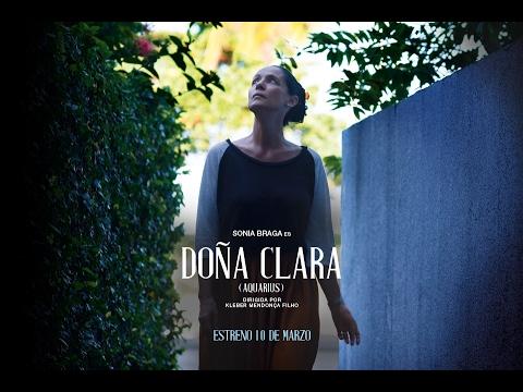 DOÑA CLARA (AQUARIUS) - Tráiler oficial VOSE