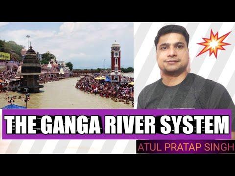 THE GANGA RIVER SYSTEM