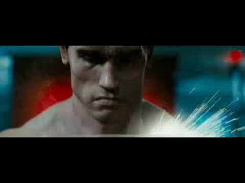 Terminator Salvation Arnold Schwarzenegger t800 - YouTube