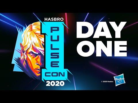 Hasbro PulseCon 2020 Day 1