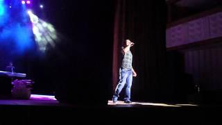 Юра Шатунов Сольный концерт в Кургане 31 10 2012г MP4